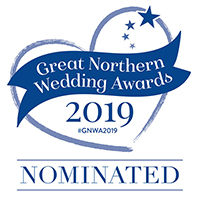 Great Northern Wedding Awards Nominated 2019